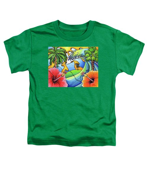 South Texas Disc Golf Toddler T-Shirt