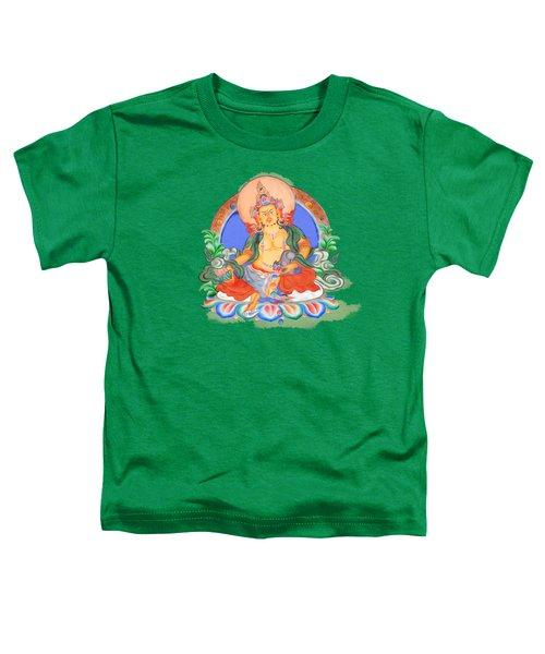Dzambala The Buddha Of Wealth Toddler T-Shirt
