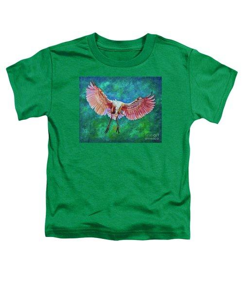 Fledgling Flight Toddler T-Shirt