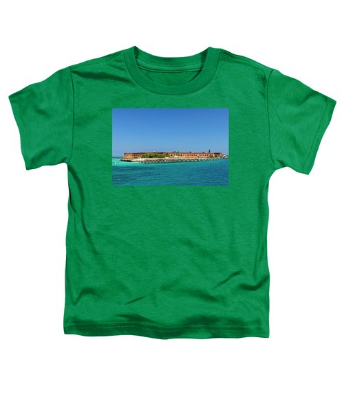 Fort Jefferson, Dry Tortugas National Park Toddler T-Shirt