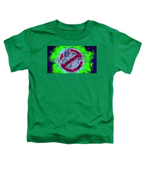 Ghostbusters Logo Toddler T-Shirt