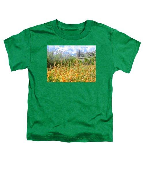 Heavenly Home In Arizona Toddler T-Shirt