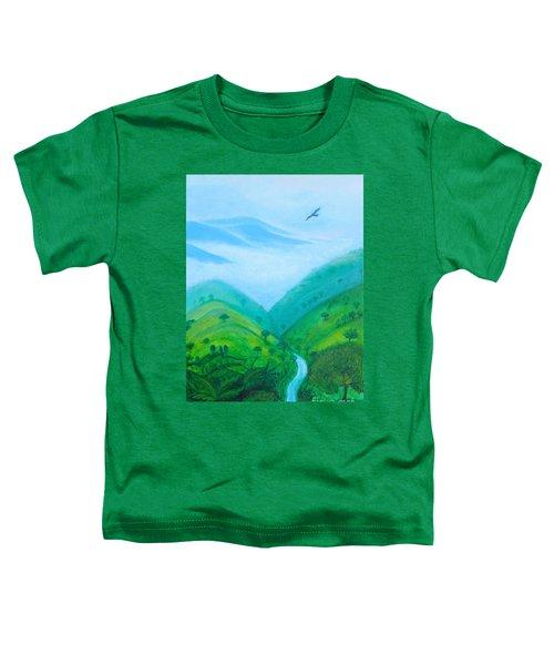 Medellin Natural Toddler T-Shirt