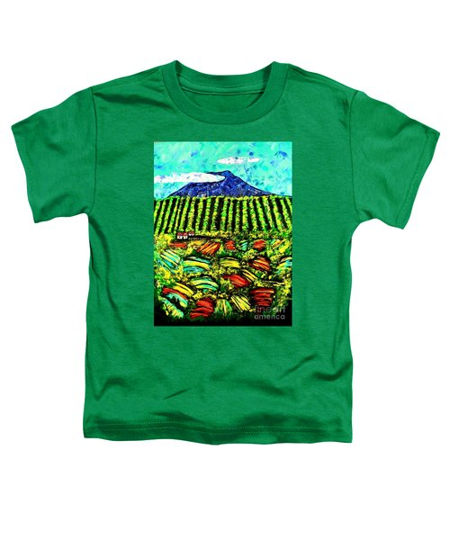 Sumatra Coffee Plantation Toddler T-Shirt