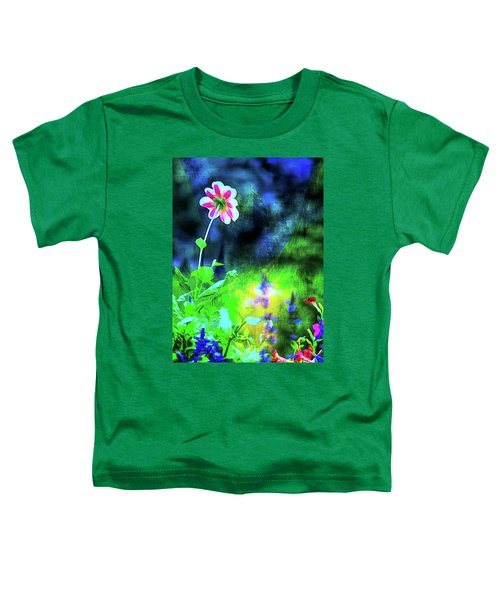 Underwater Garden Abstract Toddler T-Shirt