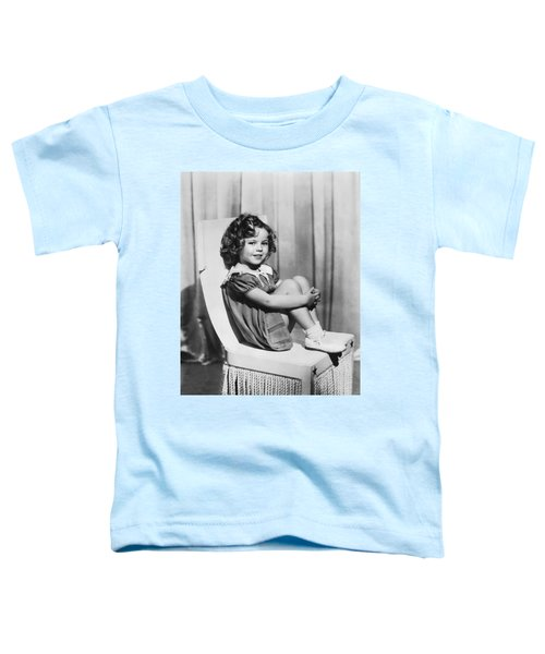 Actress Shirley Temple Toddler T-Shirt
