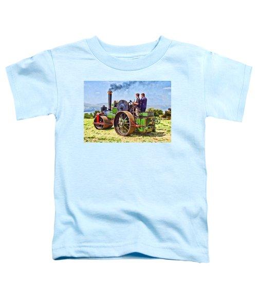 Aveling Roller Toddler T-Shirt