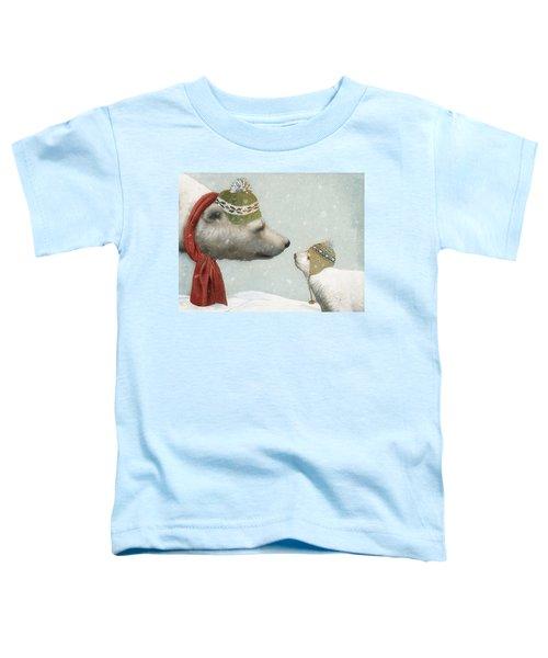 First Winter Toddler T-Shirt