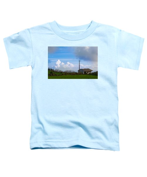 House At End Of The World Toddler T-Shirt