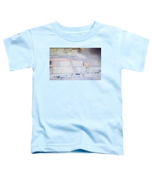 Mammoth Terraces Toddler T-Shirt
