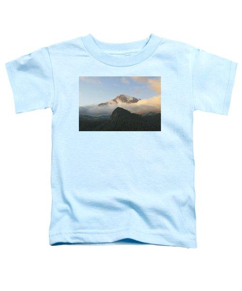 Mount Rainier Toddler T-Shirt
