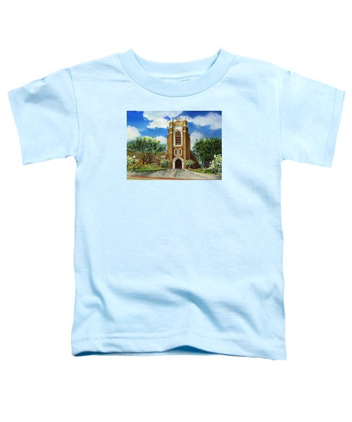 Saint Andrews Episcopal Church Bryan Texas Toddler T-Shirt