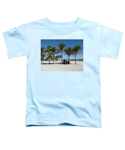 Sand Farm Toddler T-Shirt