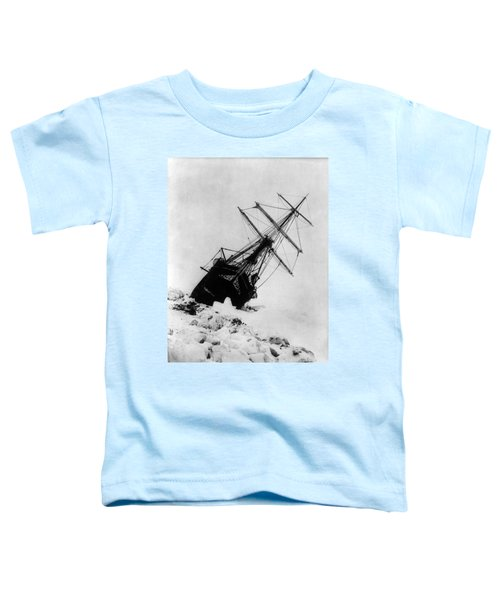 Shackletons Endurance Trapped In Pack Toddler T-Shirt