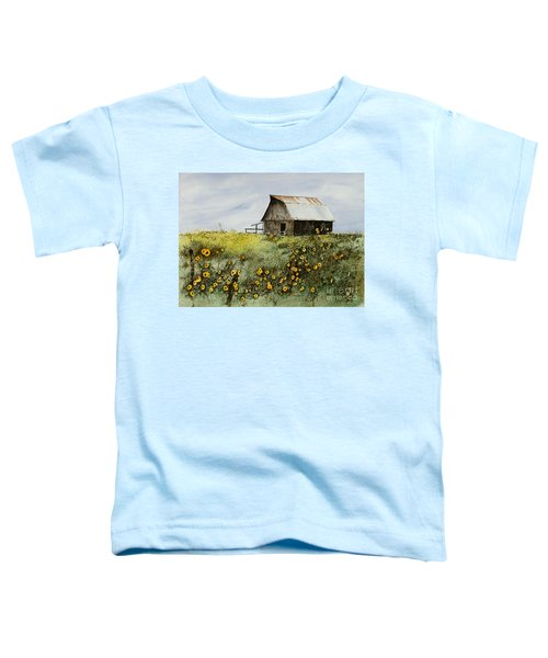 Summer Ballet Toddler T-Shirt