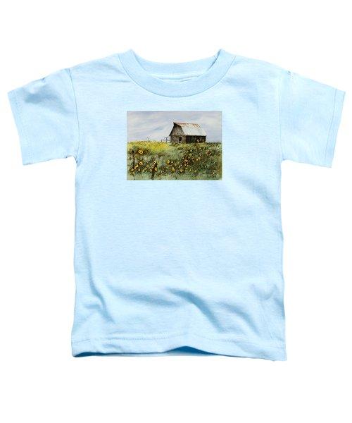 Summer Ballet Toddler T-Shirt