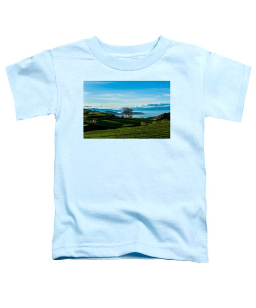 Tea Trees Toddler T-Shirt