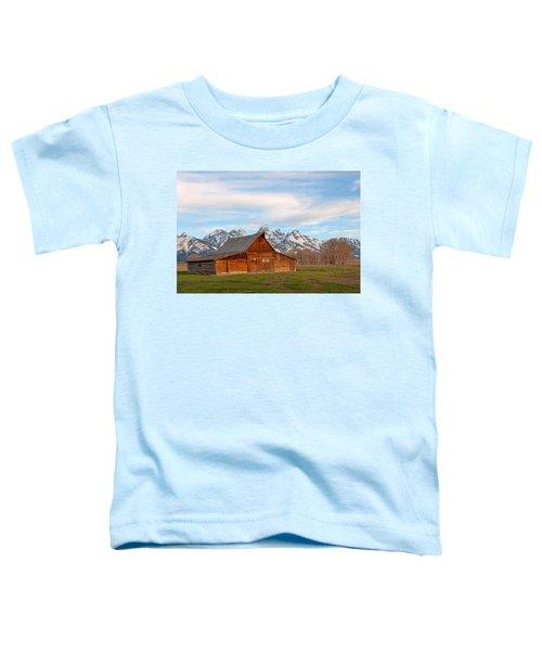 Teton Barn Toddler T-Shirt