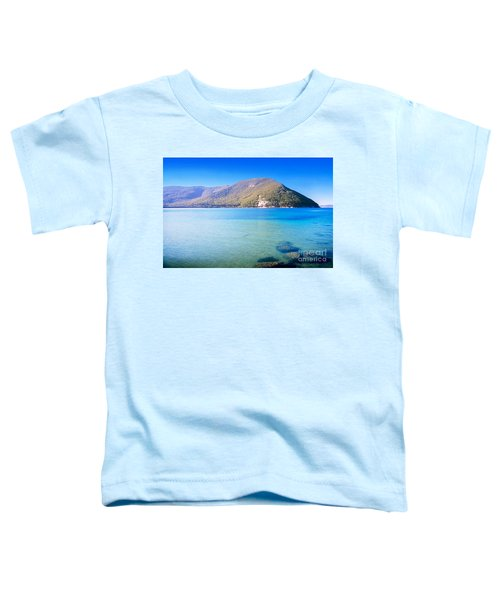 Tropical Water Toddler T-Shirt