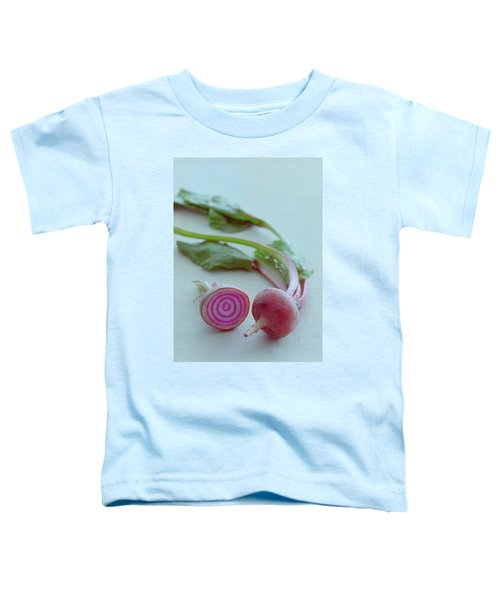 Two Chioggia Beets Toddler T-Shirt