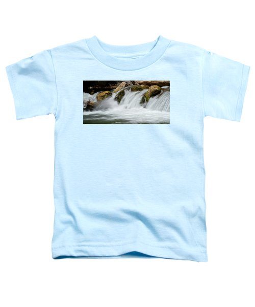 Waterfall - Zion National Park Toddler T-Shirt