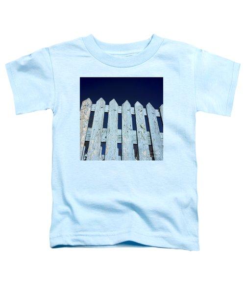 Wooden Barrier Toddler T-Shirt