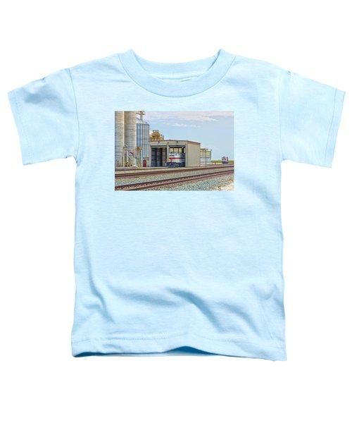 Foster Farms Locomotives Toddler T-Shirt
