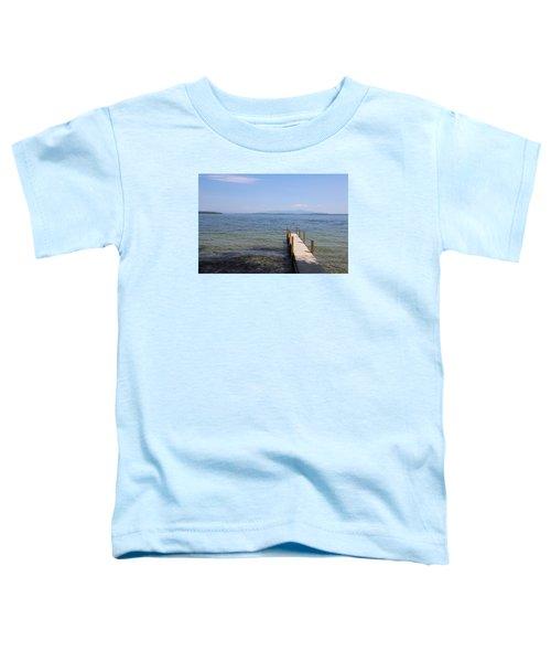 Lake Winnipesaukee Toddler T-Shirt