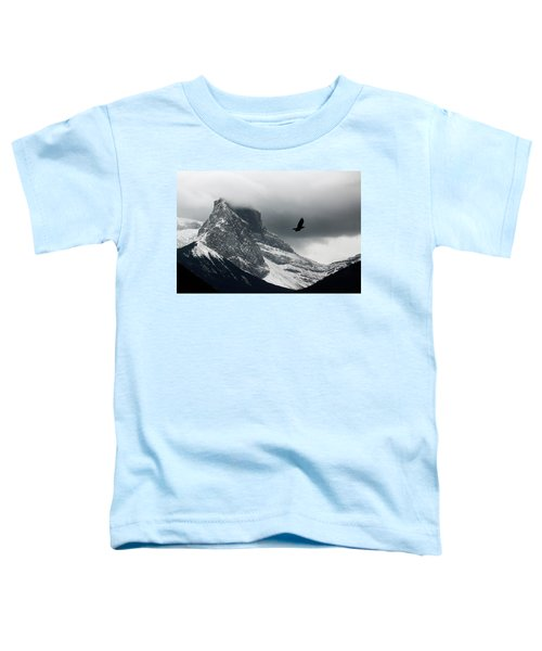 The Clouds Roll Off The Top Toddler T-Shirt