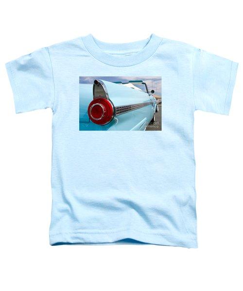 1956 Ford Fairlane Sunliner Toddler T-Shirt