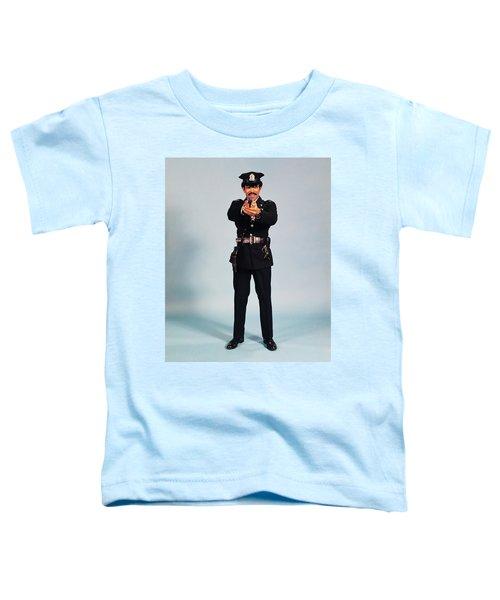 1970s Full Figure Standing African Toddler T-Shirt