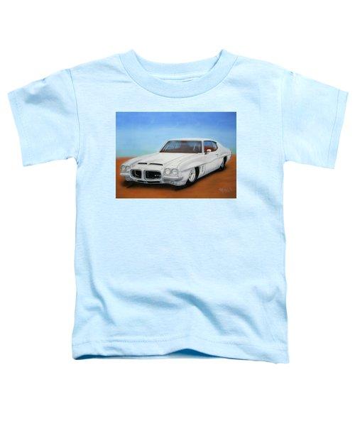 1972 Pontiac Gto Toddler T-Shirt