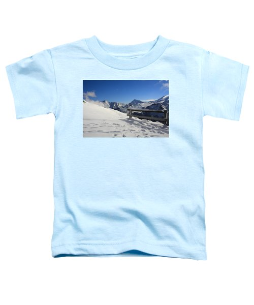 Austrian Mountains Toddler T-Shirt