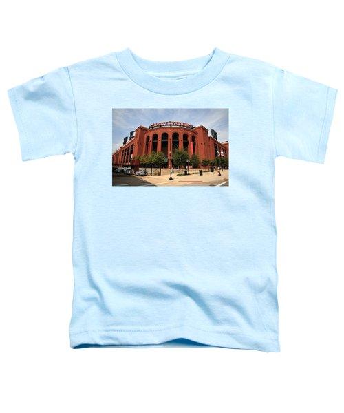 Busch Stadium - St. Louis Cardinals Toddler T-Shirt