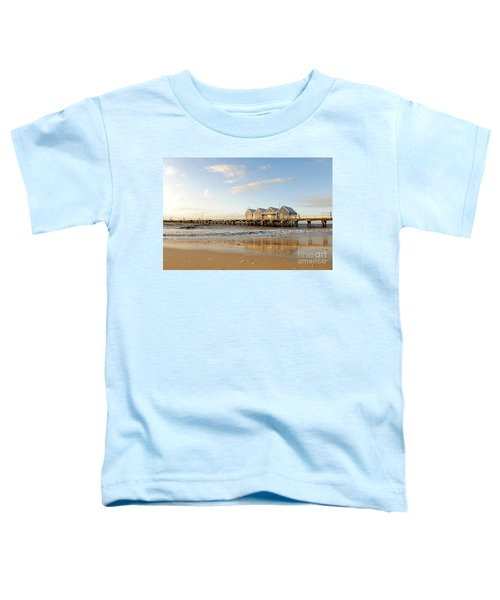 Busselton Jetty Toddler T-Shirt
