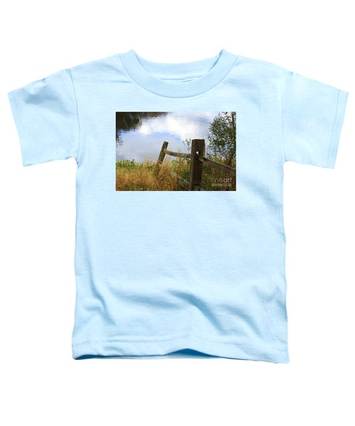 Cloud Reflections Toddler T-Shirt