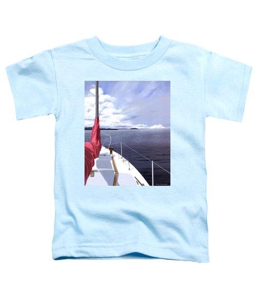Cruising North Toddler T-Shirt