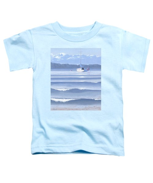 From The Beach Toddler T-Shirt