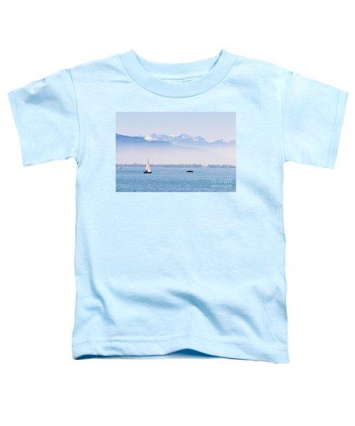 Lake Of Constance Toddler T-Shirt