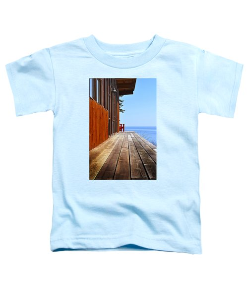 The View Toddler T-Shirt