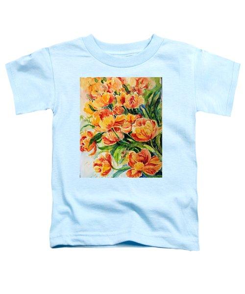 Tulips Toddler T-Shirt