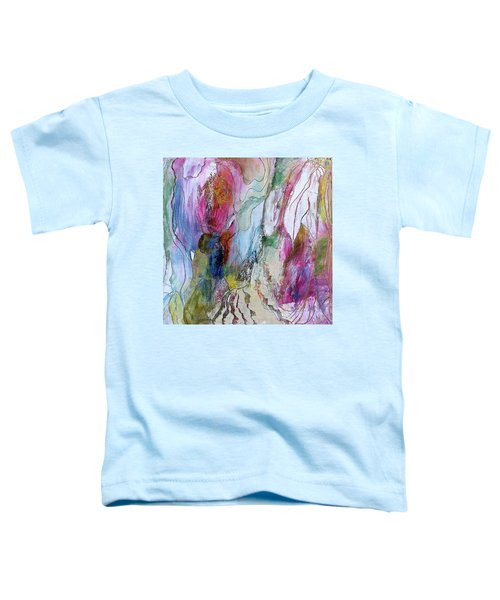 Under The Ice Of Venus Toddler T-Shirt