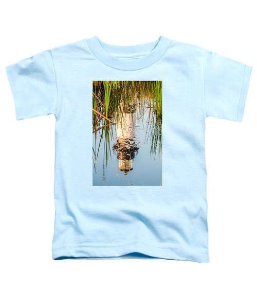 Bodie Island Lighthouse Obx Cape Hatteras North Carolina Toddler T-Shirt