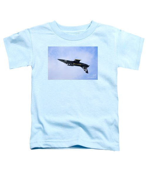 Breitling Air Display Team Toddler T-Shirt by Nir Ben-Yosef