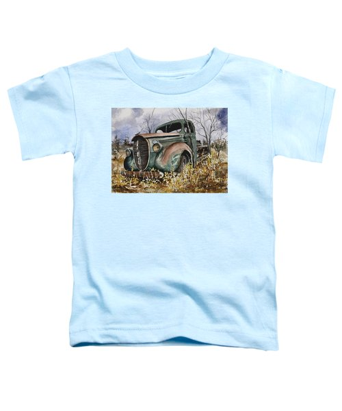 39 Ford Truck Toddler T-Shirt