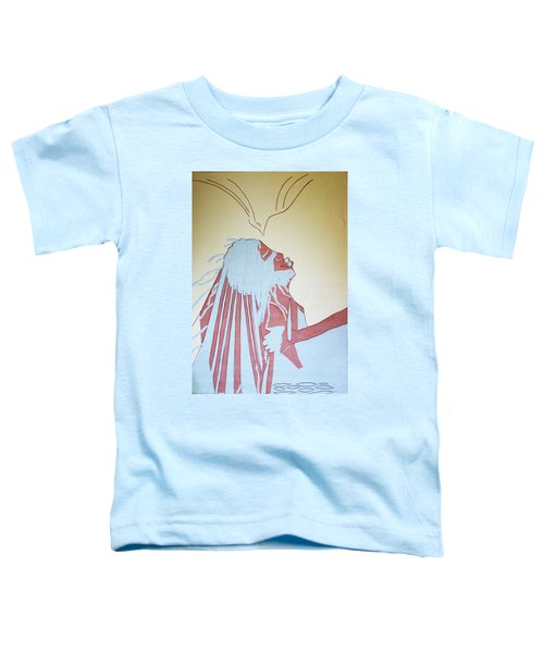 Baptism Of The Lord Jesus Toddler T-Shirt