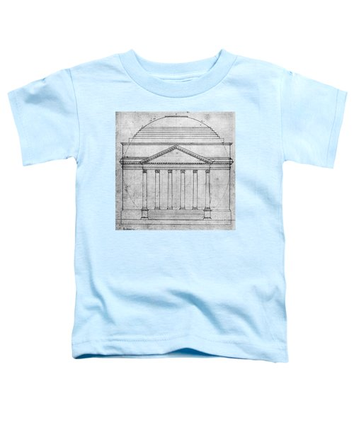 University Of Virginia Toddler T-Shirt