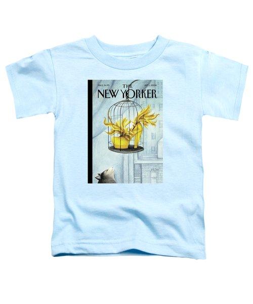 New Yorker September 1st, 2008 Toddler T-Shirt