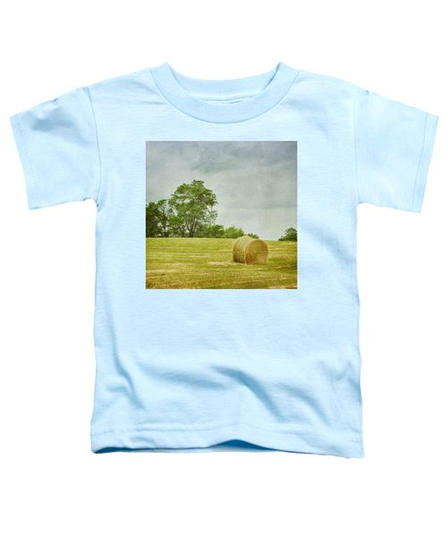 A Day At The Farm Toddler T-Shirt