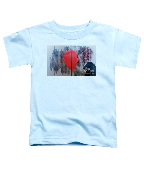 A Glance Of The Wind Toddler T-Shirt